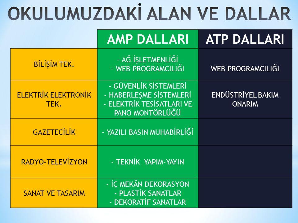 AMP DALLARIATP DALLARI BİLİŞİM TEK.