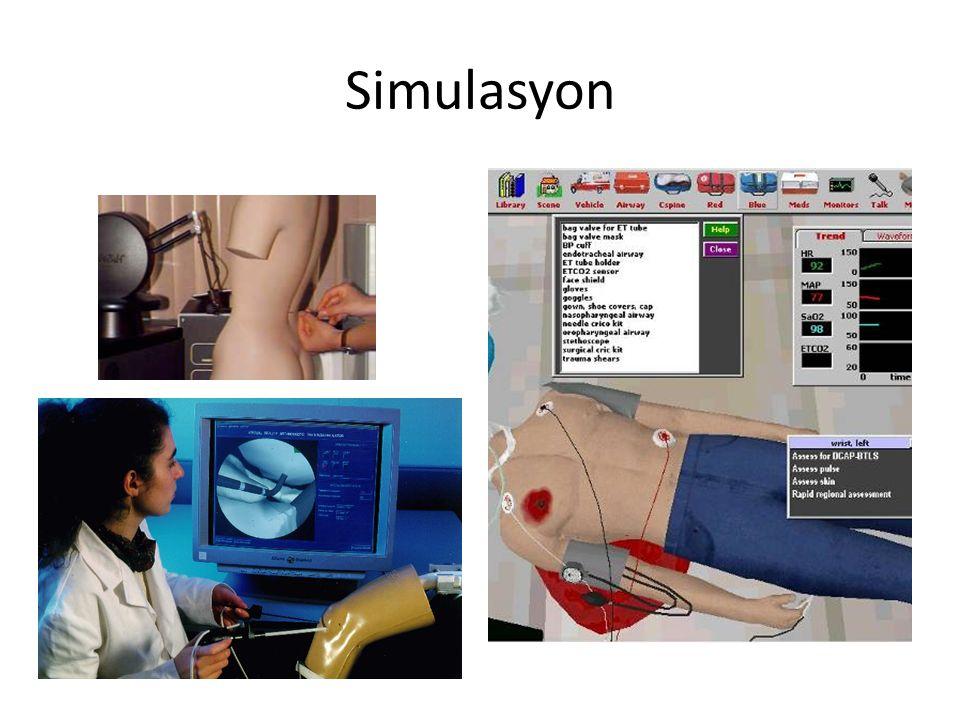Simulasyon
