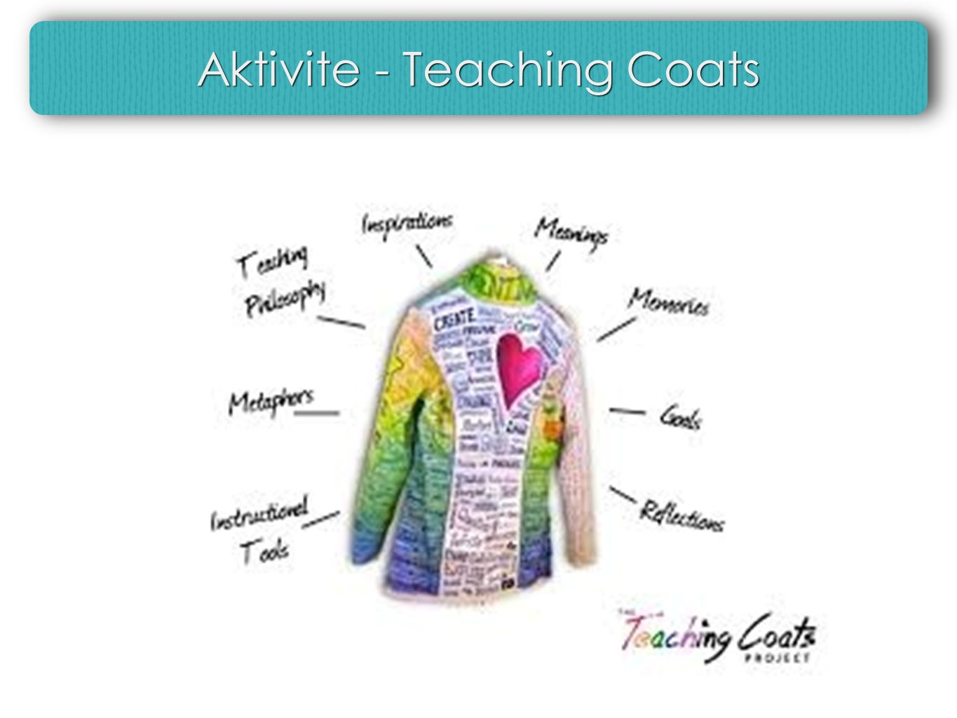 Aktivite - Teaching Coats