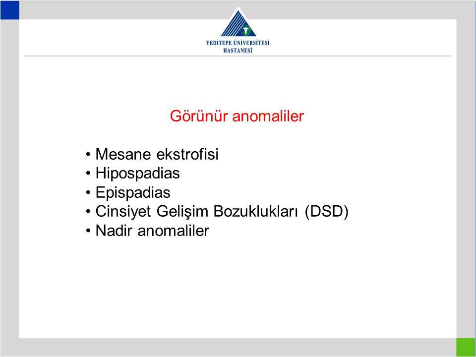 Çocuklarda İnguinal Patolojiler