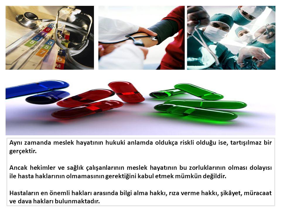 Hasta Kavramı Hasta maddi, manevi kayıpları olan ve sağlık hizmeti alma gereksiniminde olarak tanımlanmaktadır.