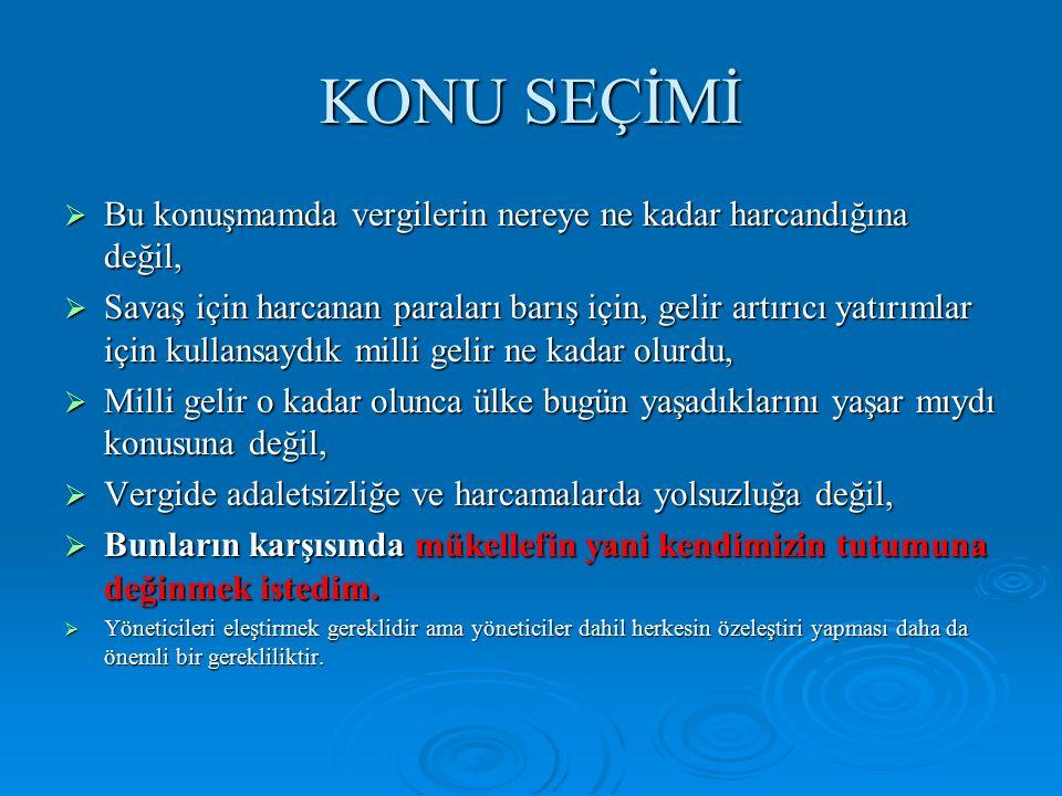 1856 Islahat Fermanı  Eşit vatandaşlık….