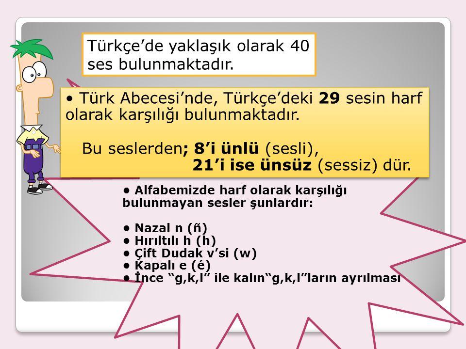 Türkçedeki harflerin dizisine Abece denir. ABECE (ALFABE) Neden ABECE diyoruz.