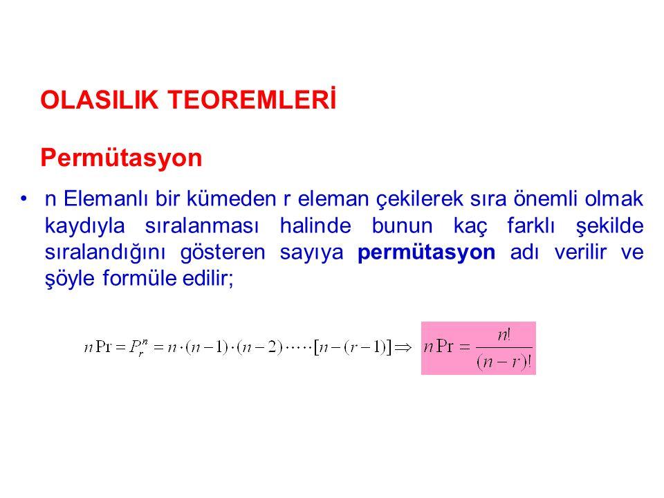 Örnek ifadesinin açılımındaki terimlerden x' teriminin katsayısını bulunuz.