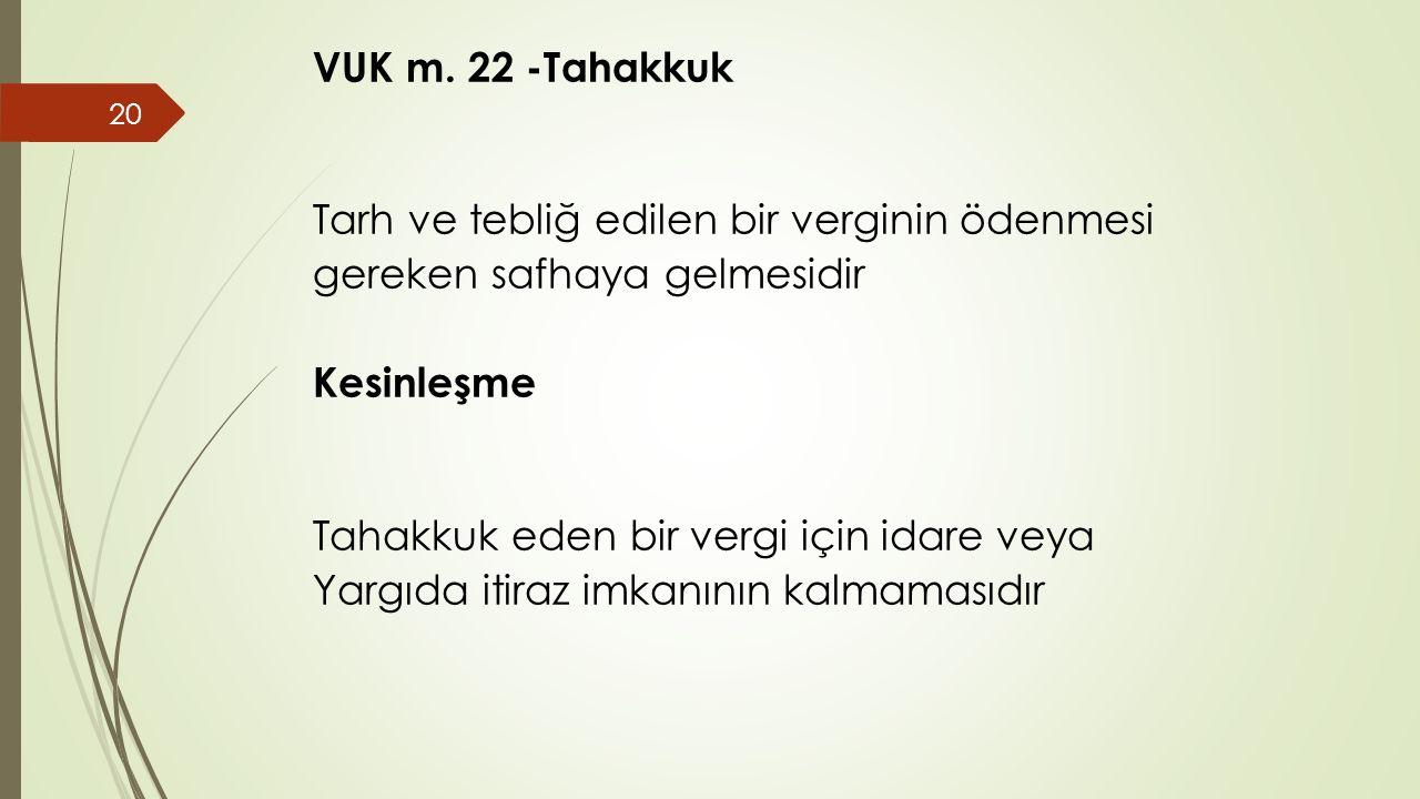 VUK m.