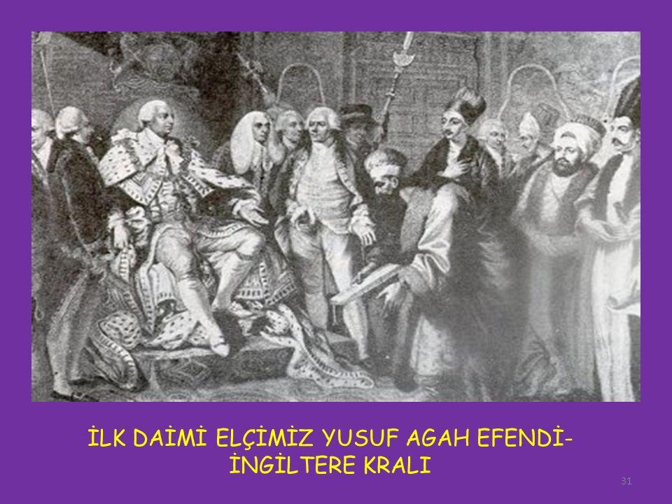 Osmanlı Devleti'nde XVIII.