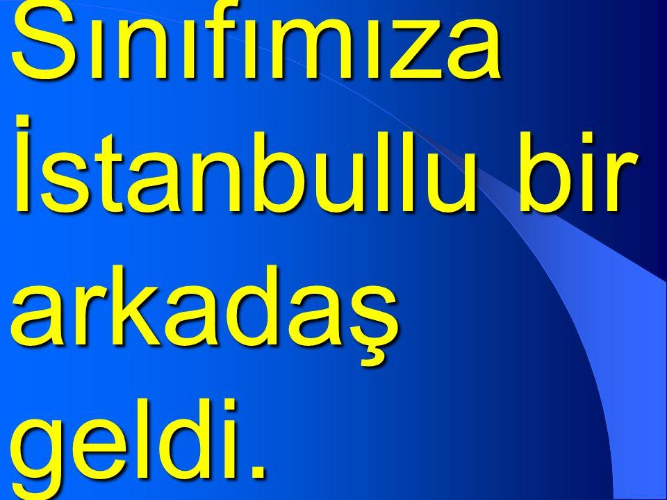 İstanbul + lu İstanbullu