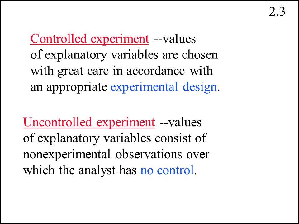 2.2 Rassal Değişken : Bir değişkenin değeri belirsizdir taki o değişken bir gözlem sonucu değeri elde edilsin.