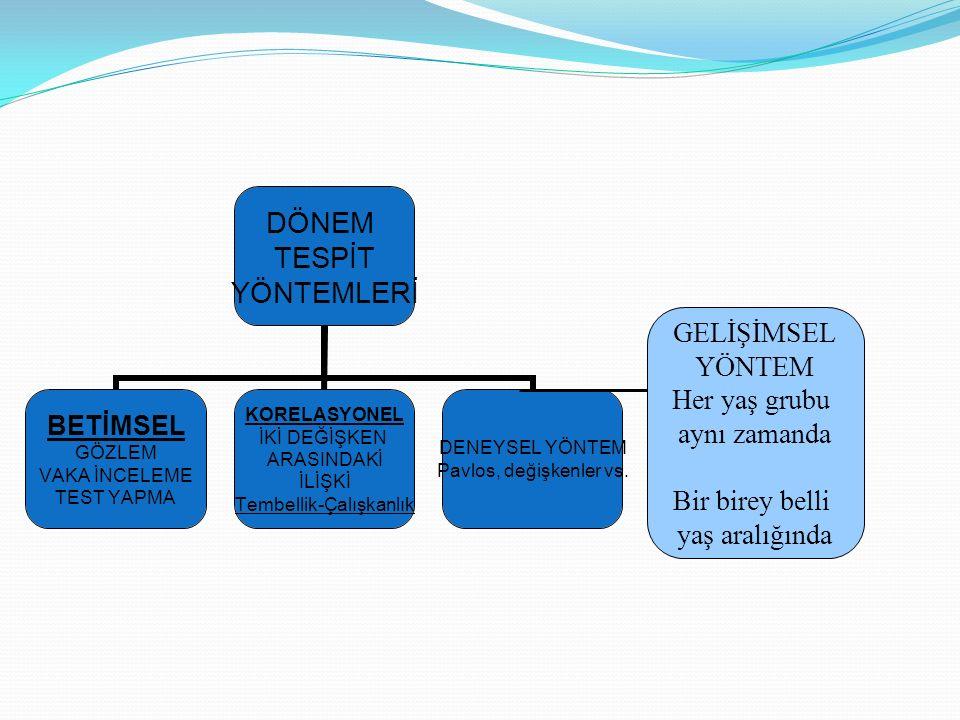 Gençlik döneminin başlıca özellikleri 1) Fiziksel büyüme: Gençlik dönemi fiziksel gelişmenin ve değişmenin dorukta olduğu bir dönemdir.