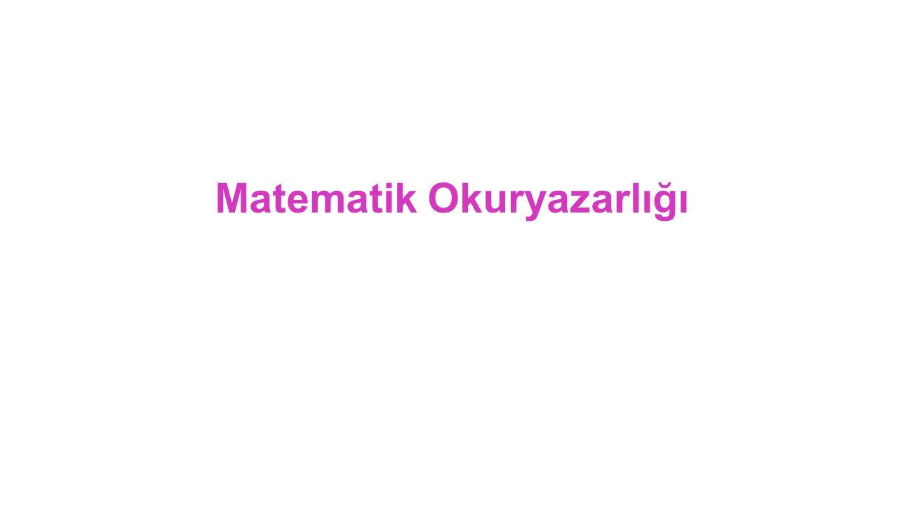 Matematik Okuryazarlığı