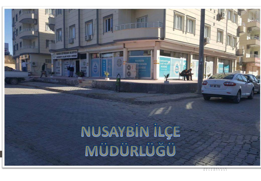 İlçe Teşkilatları Daire Başkanlığınca 2016 Yılı Hedefi için Ödenek Miktarı Kalıcı Bina ( Nusaybin veya Midyat ): 500.000,00 Tl