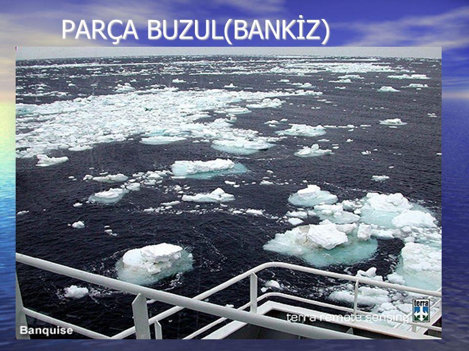 PARÇA BUZUL(BANKİZ) PARÇA BUZUL(BANKİZ)