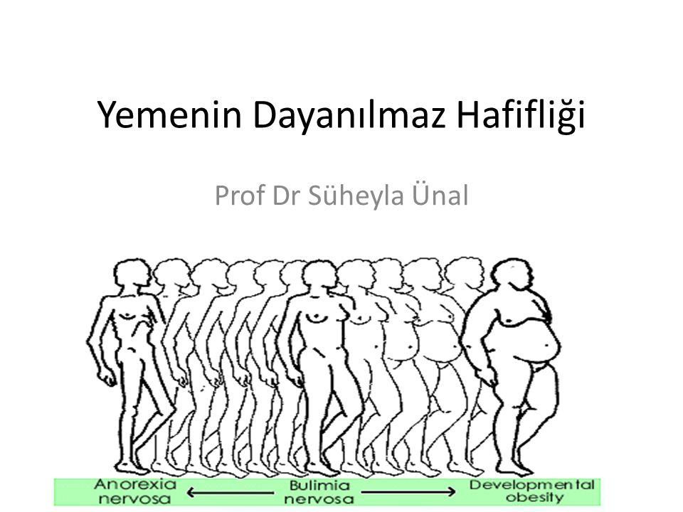 Yemenin Dayanılmaz Hafifliği Prof Dr Süheyla Ünal