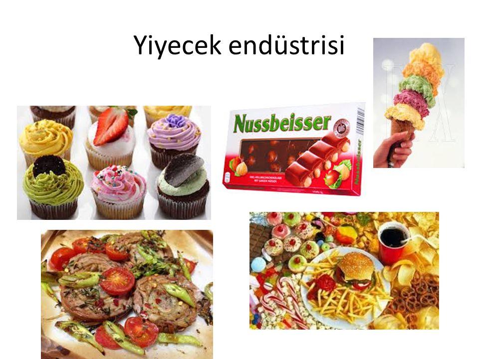 Yiyecek endüstrisi
