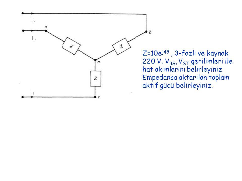 Hatırlatma: Durum Denklemleri durum değişkenleri - kapasite gerilimleri, endüktans akımları çıkış büyüklükleri - ilgilenilen eleman akımları ve gerilimleri giriş büyüklükleri - bağımsız akım kaynağının akımı ve bağımsız gerilim kaynaklarının gerilimleri EDT dersinde n=2 için çözümler bulundu
