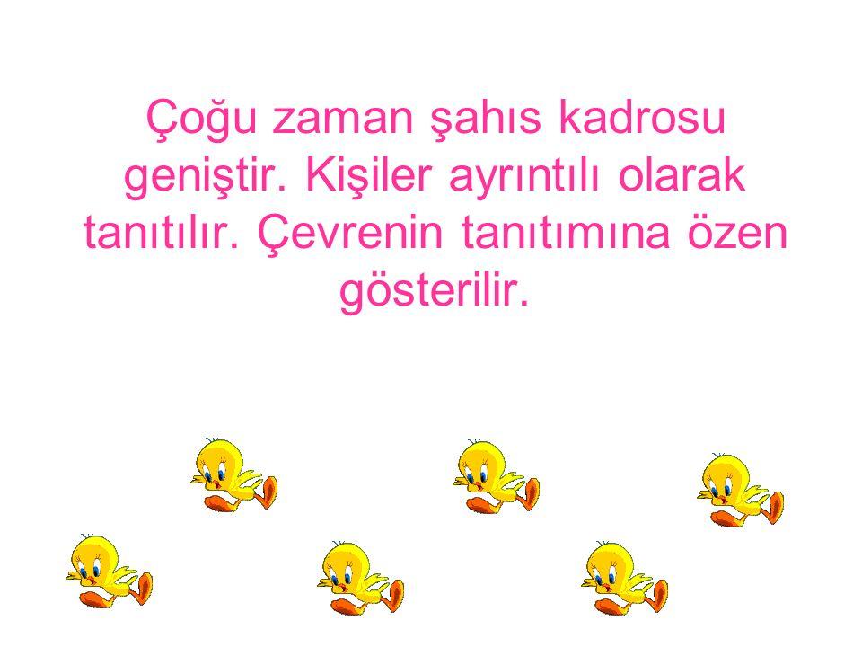 Türk edebiyatında Tanzimat'tan sonra görülür.