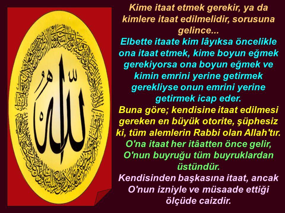 Kur'an-ı Kerim Rahman Suresi 33-34.Ayetler Ey ins ve cin...