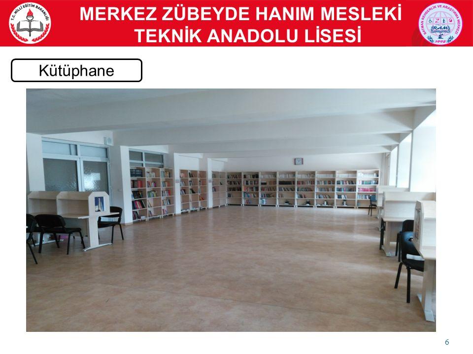 6 Kütüphane