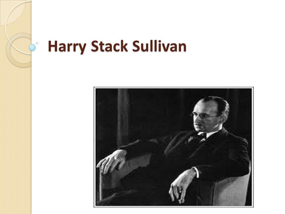 KURAMIN ELEŞT İ R İ S İ Sullivan'ın getirdi ğ i tansiyon veya gerilim kavramı soyut bir kavramdır.
