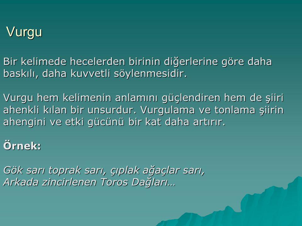 Cinaslı Uyak: Aynı seslerden oluşan, fakat farklı anlamları karşılayan kelimelerle yapılan uyağa, cinaslı uyak denir.