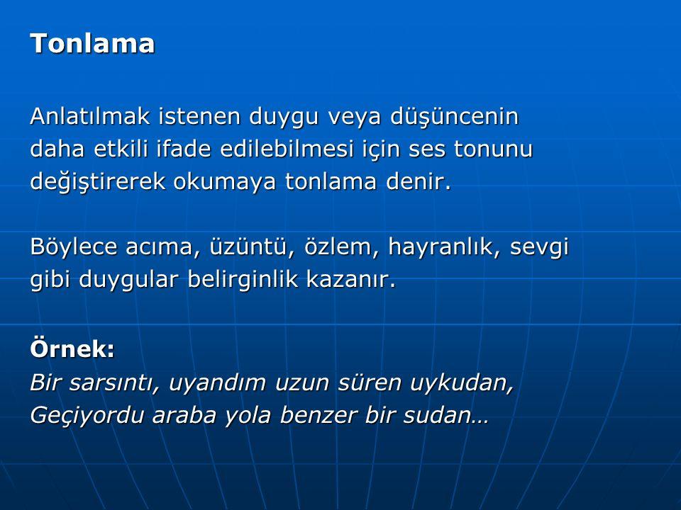 Uyak Düzeni (Şeması) ve Çeşitleri Şiirler uyaklanış bakımından dörde ayrılır: a.