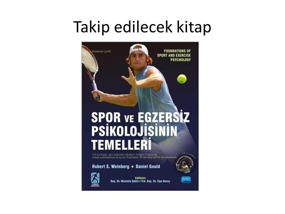 Egzersiz ve Spor Psikolojisi Spor psikolojisi hangi konular ile ilgilenir?