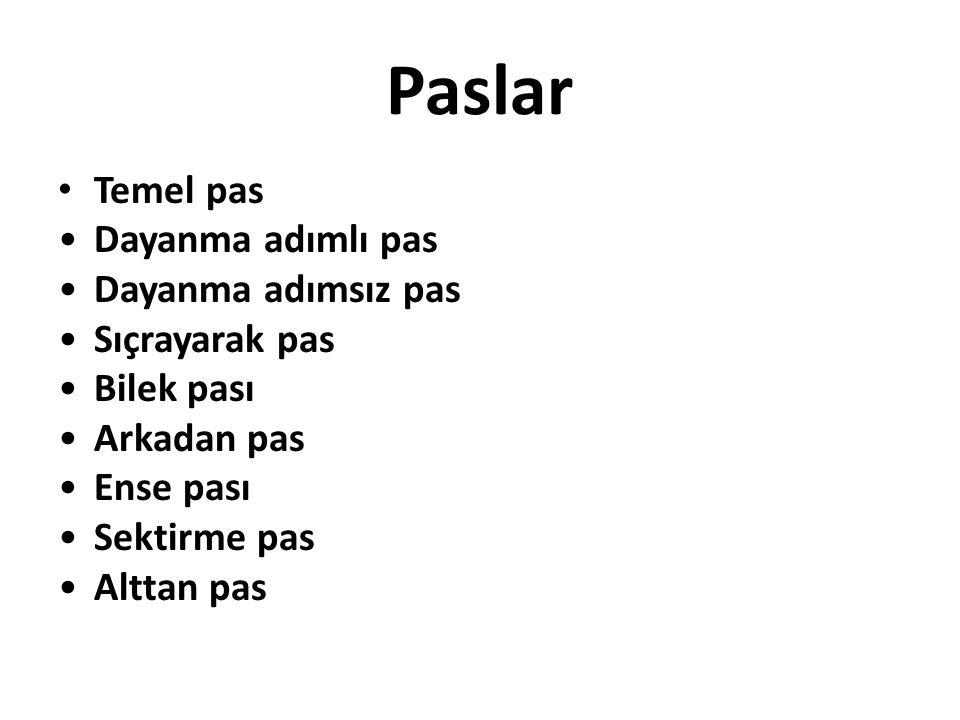BİLEK PAS