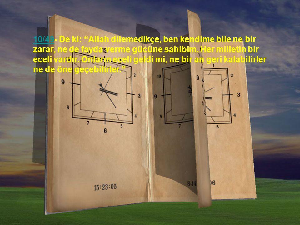 KUR'ANDAN İLGİLİ AYETLER www.behcetoloji.com BEHÇET GÜNDÜZ İZMİR