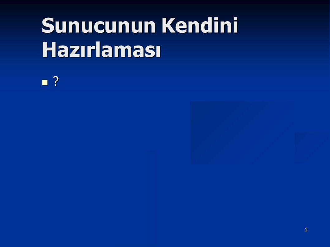 33 Katılımcı soru sorduğunda; Katılımcı soru sorduğunda;