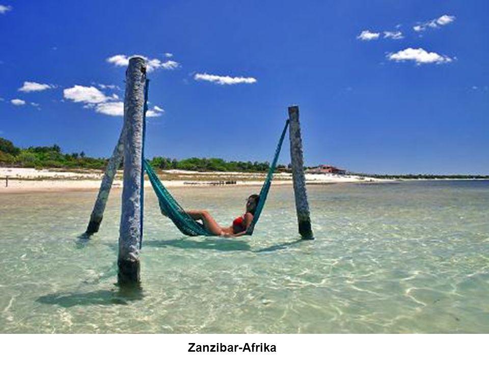 Zanzibar-Afrika