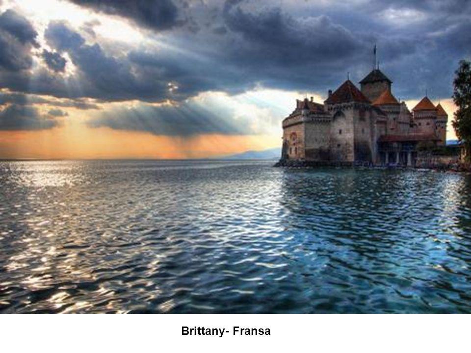 Brittany- Fransa