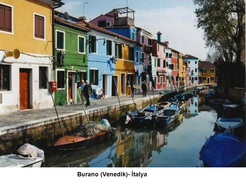 Burano (Venedik)- İtalya