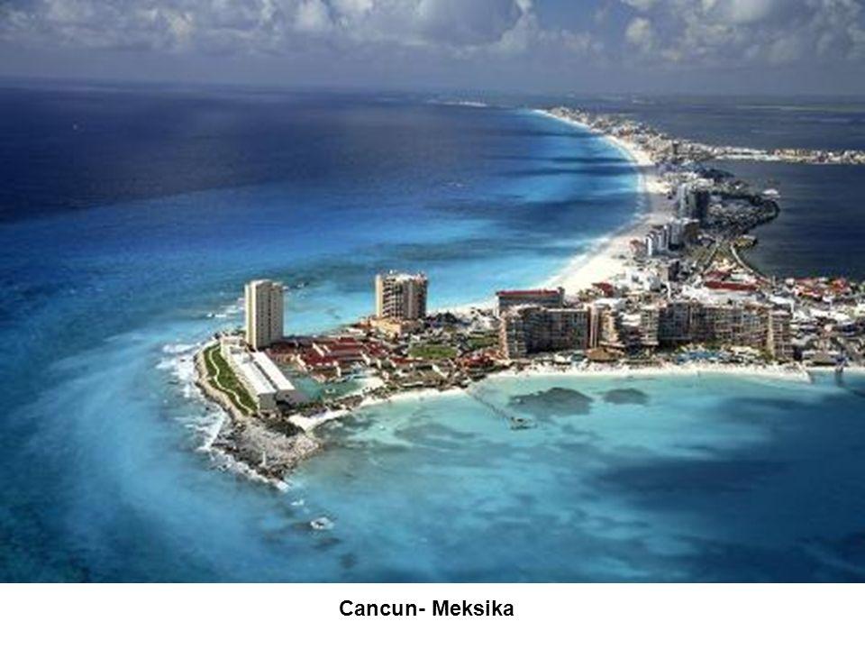Cancun- Meksika