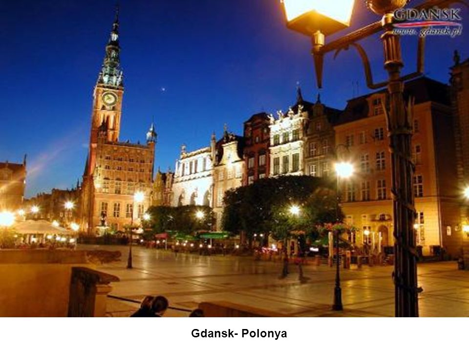 Gdansk- Polonya