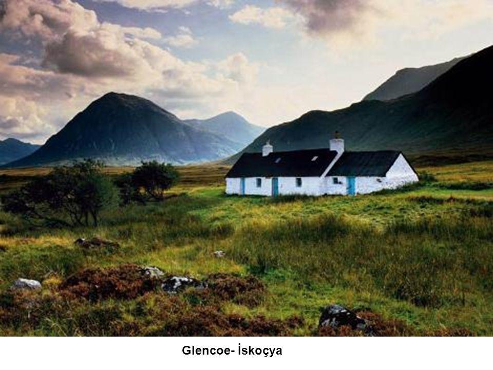 Glencoe- İskoçya