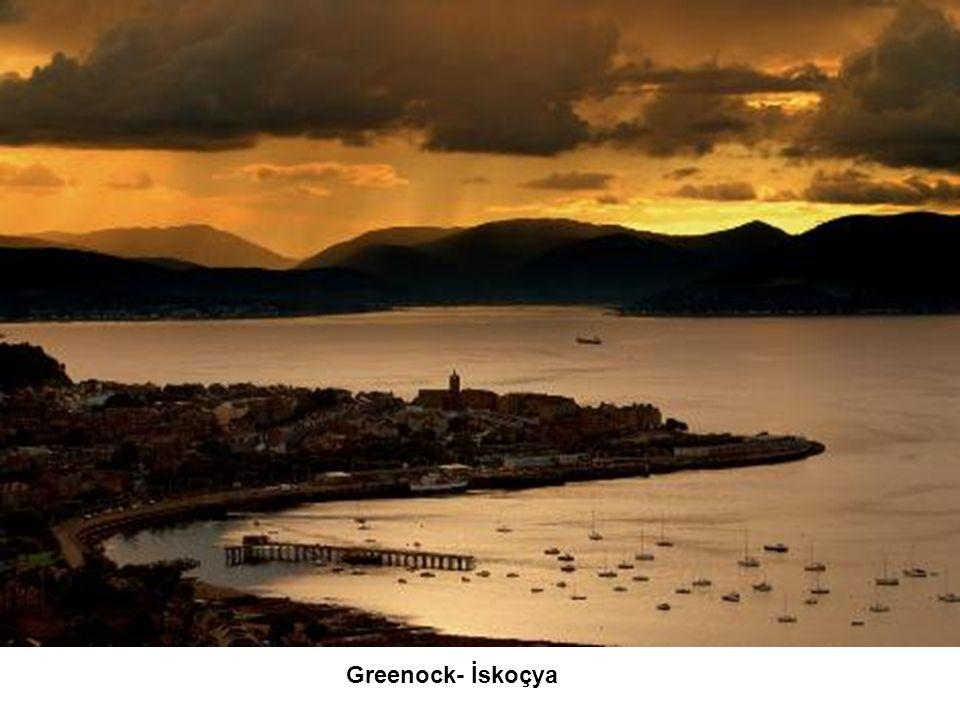 Greenock- İskoçya
