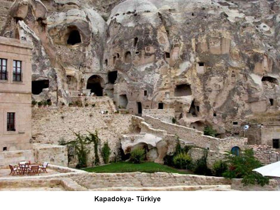 Kapadokya- Türkiye