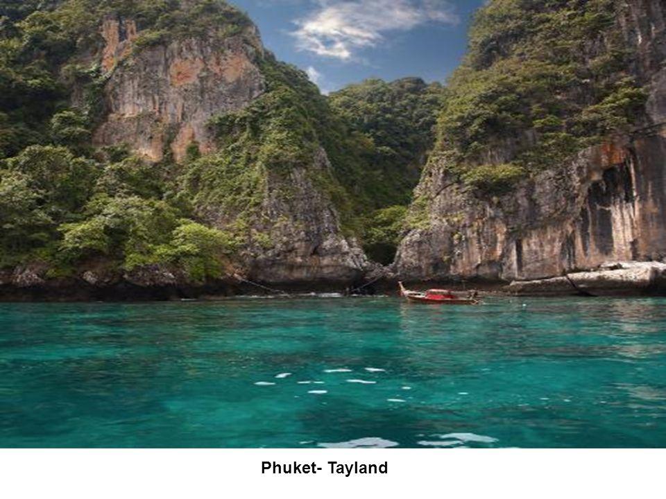 Phuket- Tayland