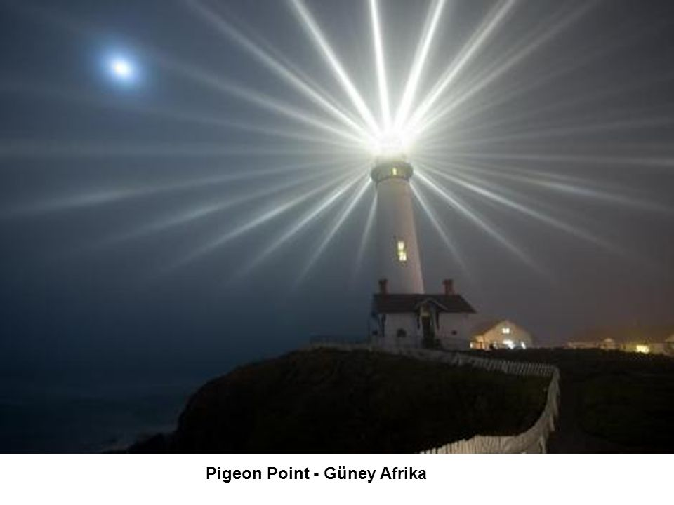 Pigeon Point - Güney Afrika