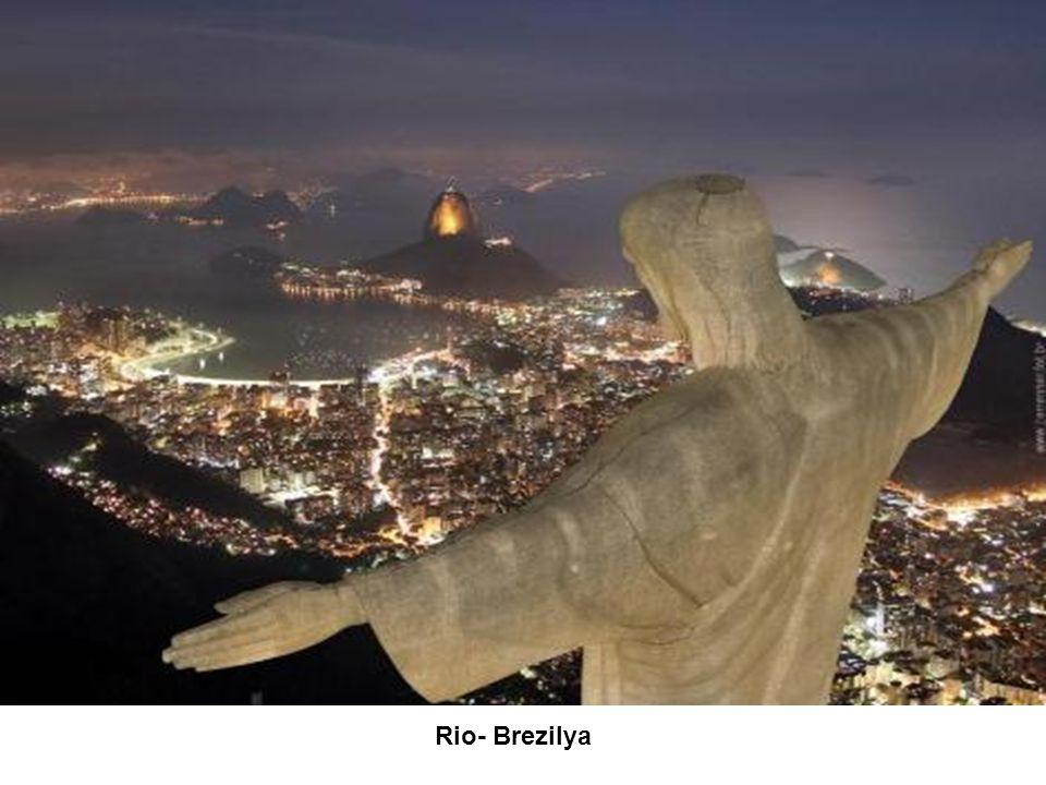 Rio- Brezilya