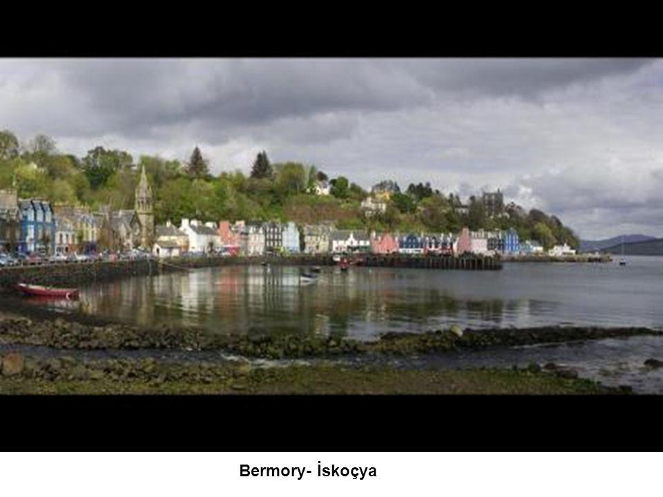 Bermory- İskoçya