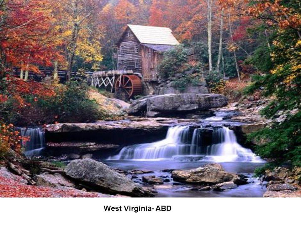 West Virginia- ABD