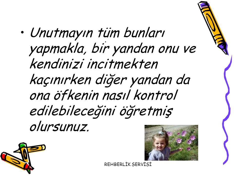 REHBERLİK SERVİSİ.