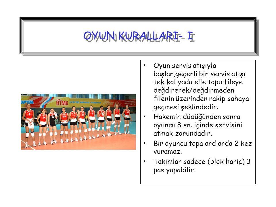 TÜRKİYE'DE VOLEYBOL YMCA (genç Hıristiyan işadamları birliği) İstanbul müdürü Dr.