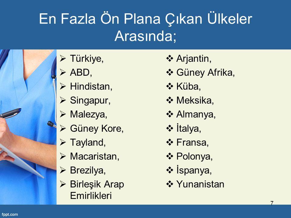 Kalça protezi ABD de 10 bin ile 23 bin dolar arasında bir fatura çıkarırken, Türkiye de neredeyse yarı fiyatına bu operasyonu olmak mümkün 38