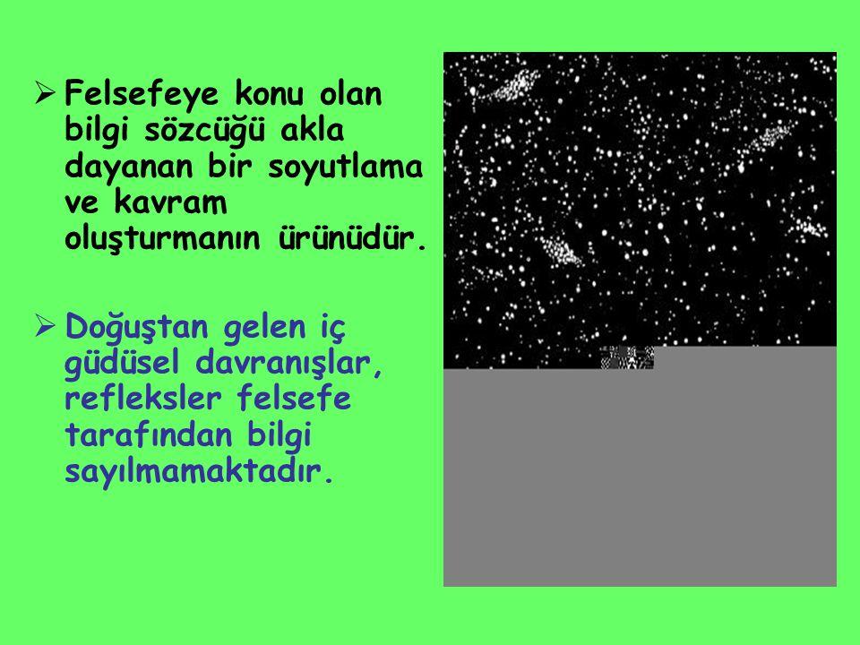 www.ismailbilgin.com SANAT BİLGİSİ Sanatçının duygu ve hayal gücünü kullanarak gerçekliği simgelerle anlatması, güzelliği yaratmasıdır.