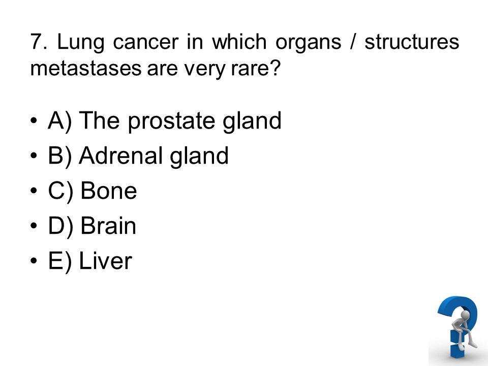 8.Göğüs Cerrahisinde enükleasyon hangi patolojilerde cerrahi tedavi yöntemi olarak kullanılmaz.