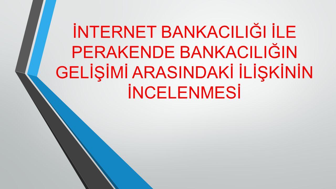 TEMEL KAVRAMLAR İnternet ve İnternet Bankacılığı - İlk internet fikri 2.