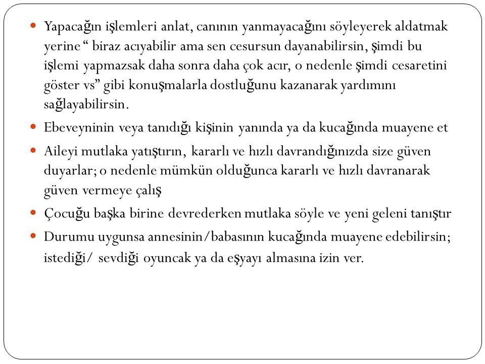 Zehirlenme anamnezinde aşağıdaki noktalar önem taşır 1.