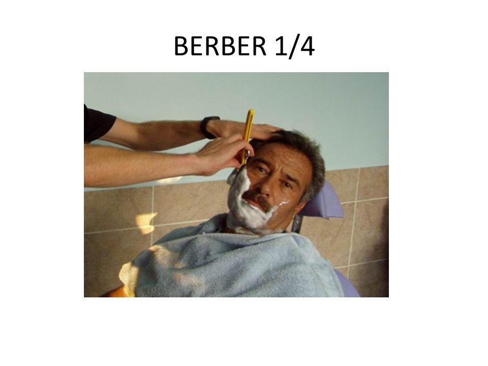 BERBER 1/4
